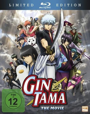 Blu-ray »Gintama - The Movie (Limited Edition)«