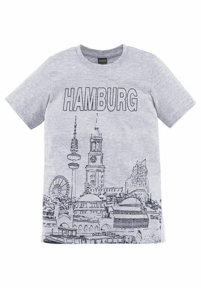 arizona t shirt hamburg druck online kaufen otto. Black Bedroom Furniture Sets. Home Design Ideas