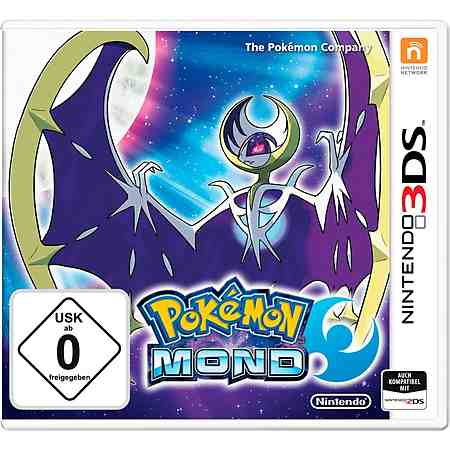 Pokémon Mond Nintendo 3DS