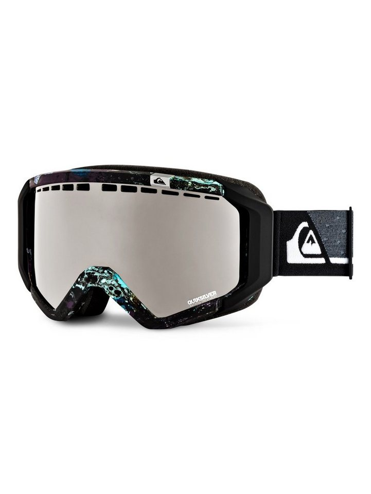Quiksilver Goggle »Q1« in Poison green