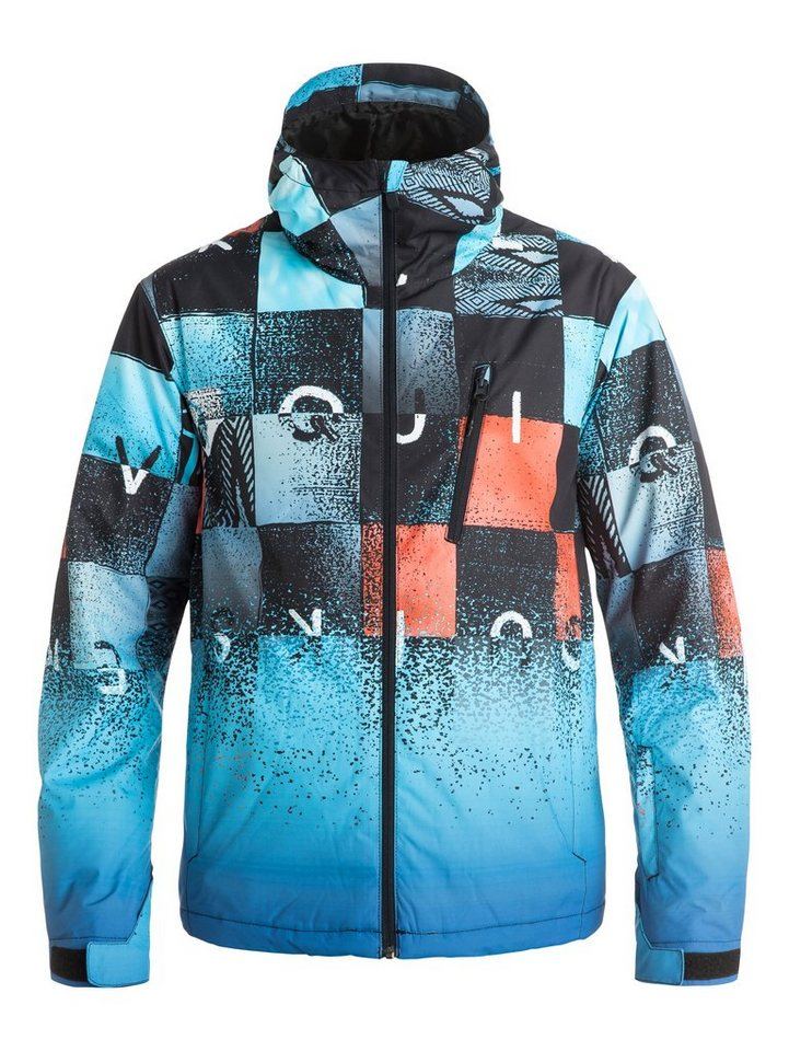 Quiksilver Snow Jacke »Mission Plus Mountain Exclusive« in Sodalite blue