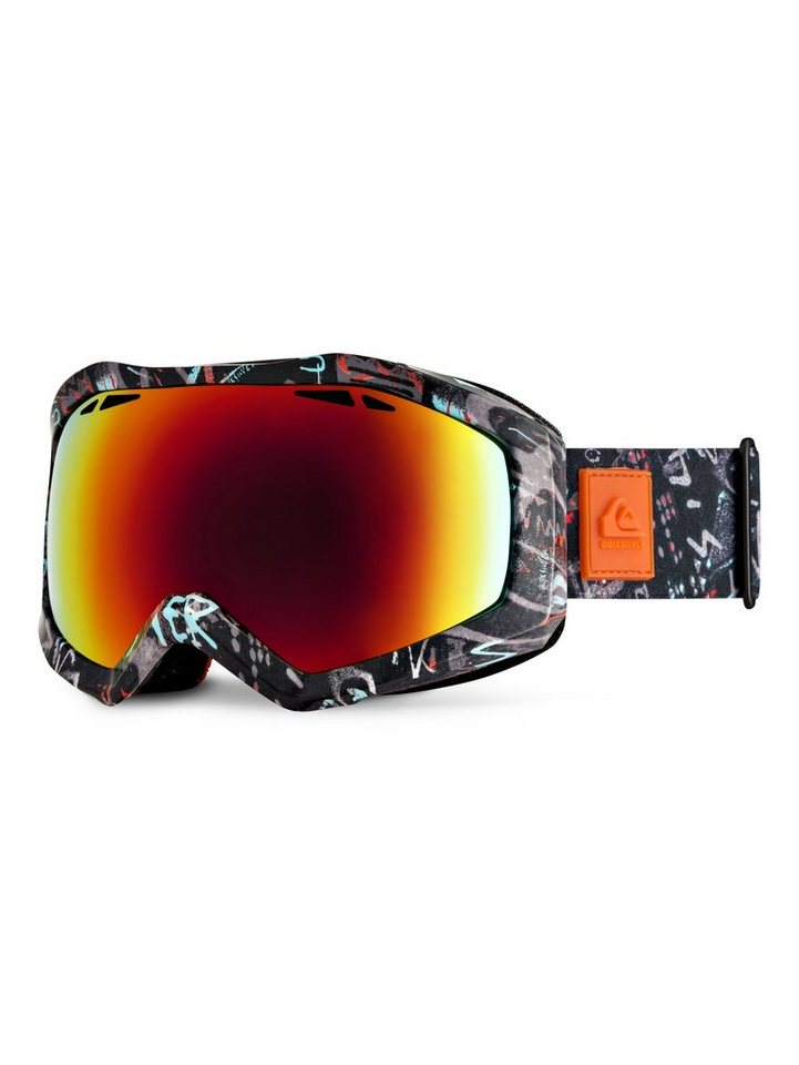 Quiksilver Goggle »Fenom Art Series« in Forest night