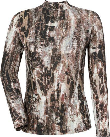 Classic Winter-Shirt in besonders schön fallender Qualität