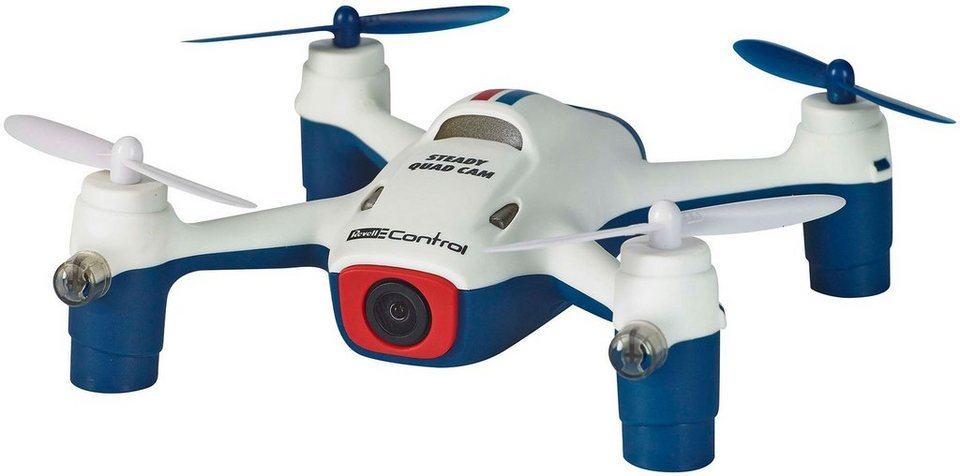 Revell RC Quadrocopter mit Kamera, »Steady 2,4 GHz«