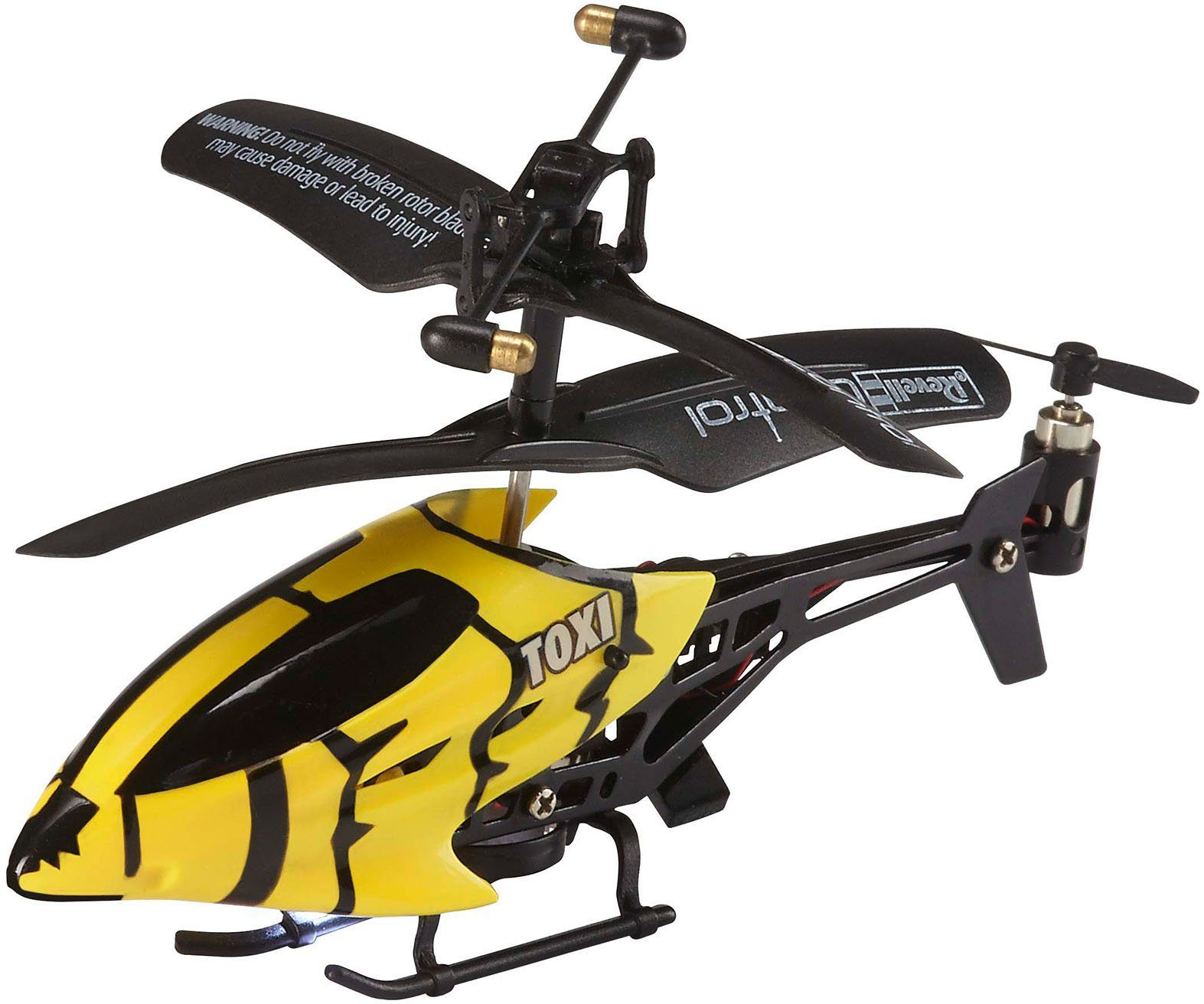 Revell RC Hubschrauber, »XS Helikopter Toxi 2,4 GHz, gelb«