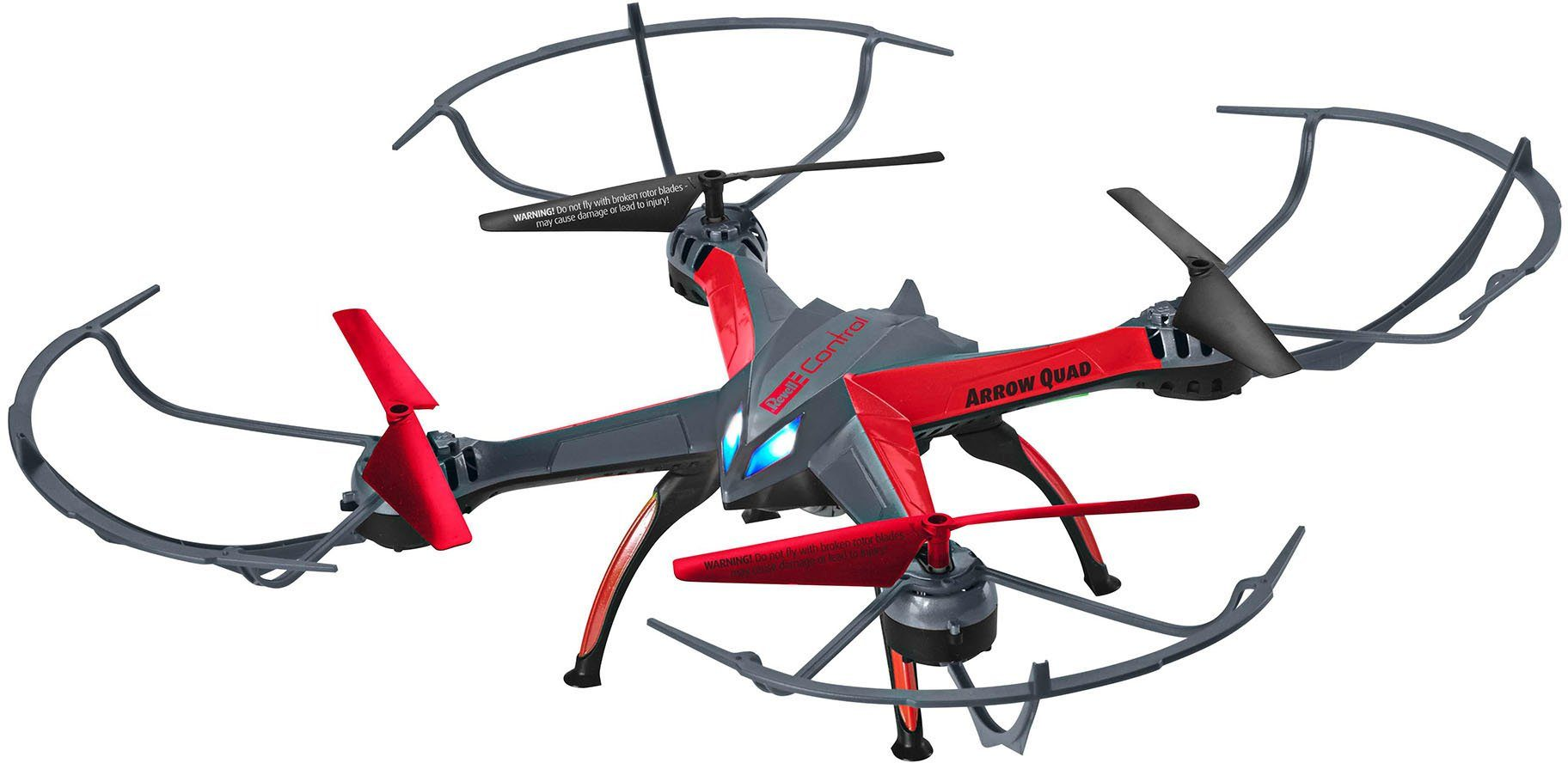 Revell RC Quadrocopter mit Kamera, »Arrow 2,4 GHz«