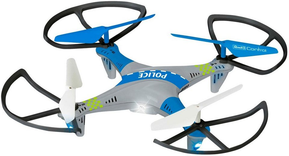 Revell RC Quadrocopter, »Police 2,4 GHz«