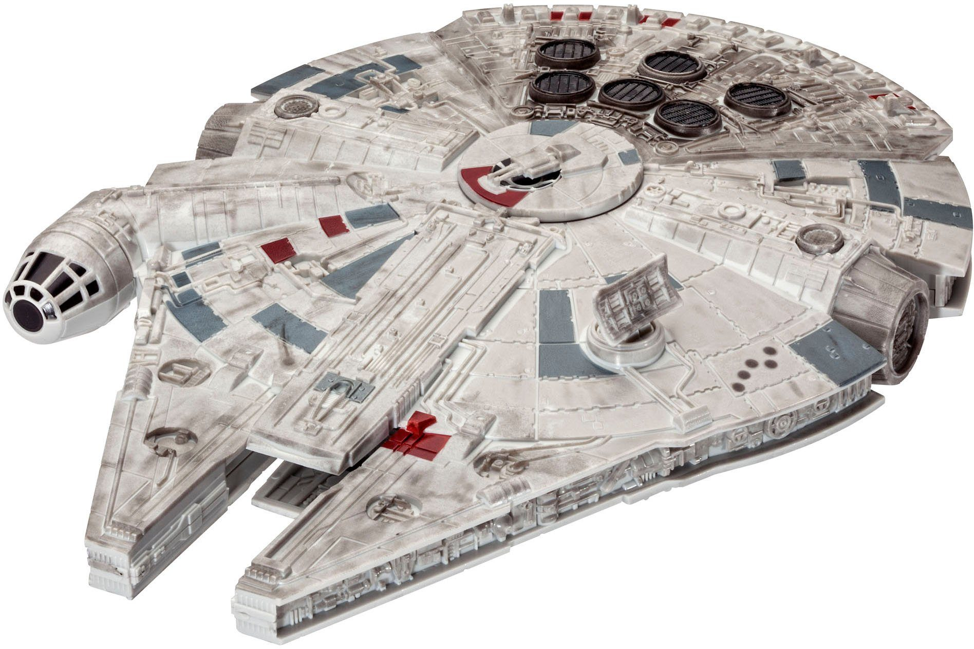 Revell 2 Modellbausätze »Build & Play, Disney Star Wars™, Jakku Combat Set«