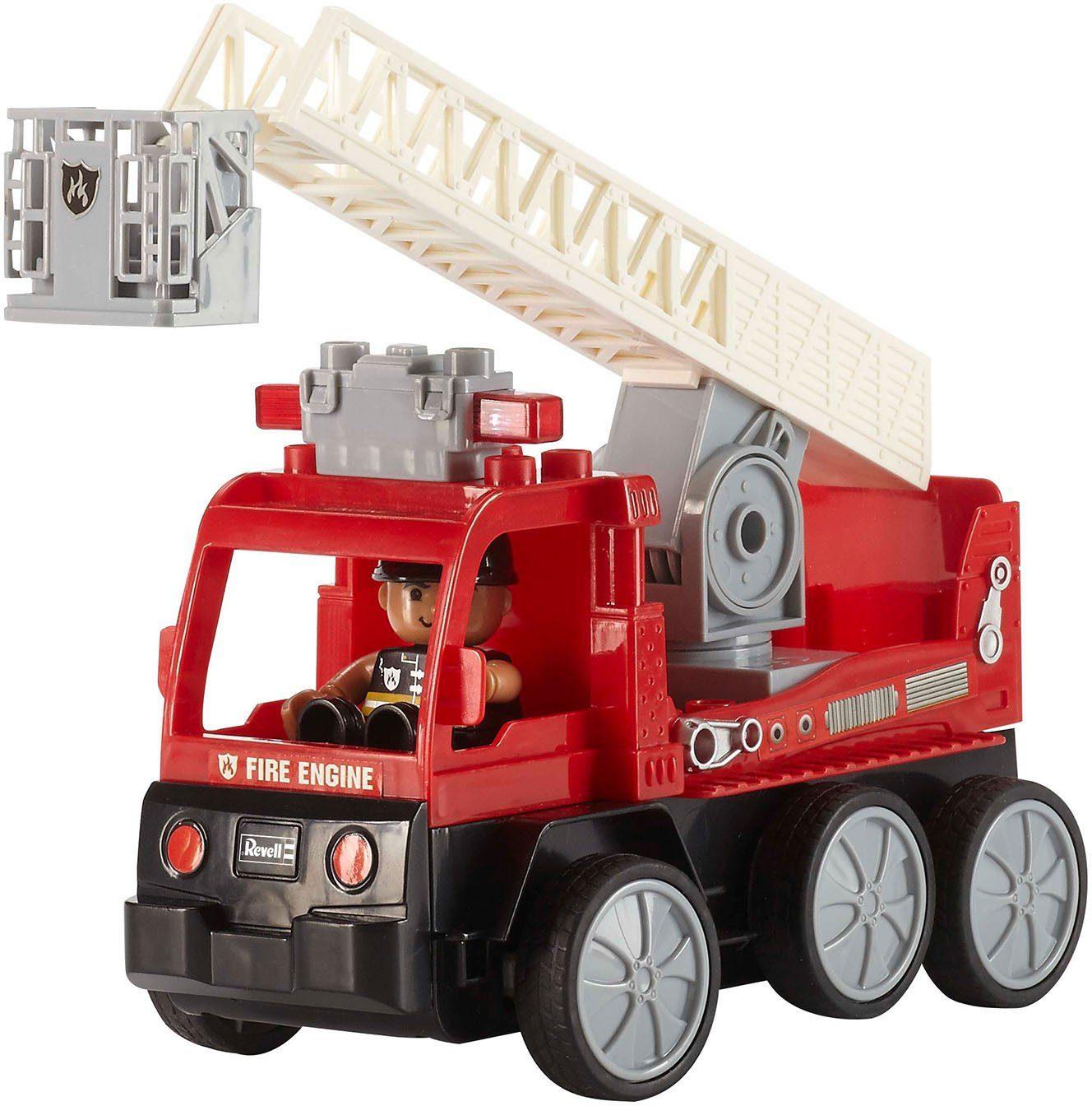 Revell RC Feuerwehrauto, »Junior RC Feuerwehr 27 MHz«