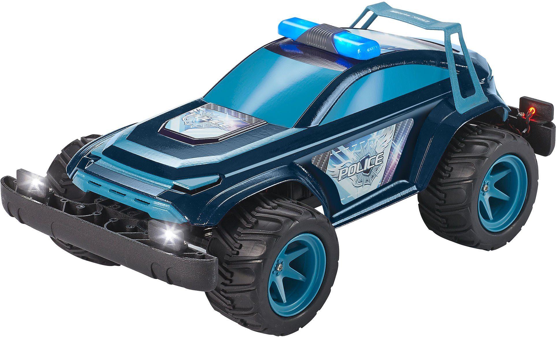 Revell RC Polizeiauto mit Licht und Sound, »SUV Police 2,4 GHz«