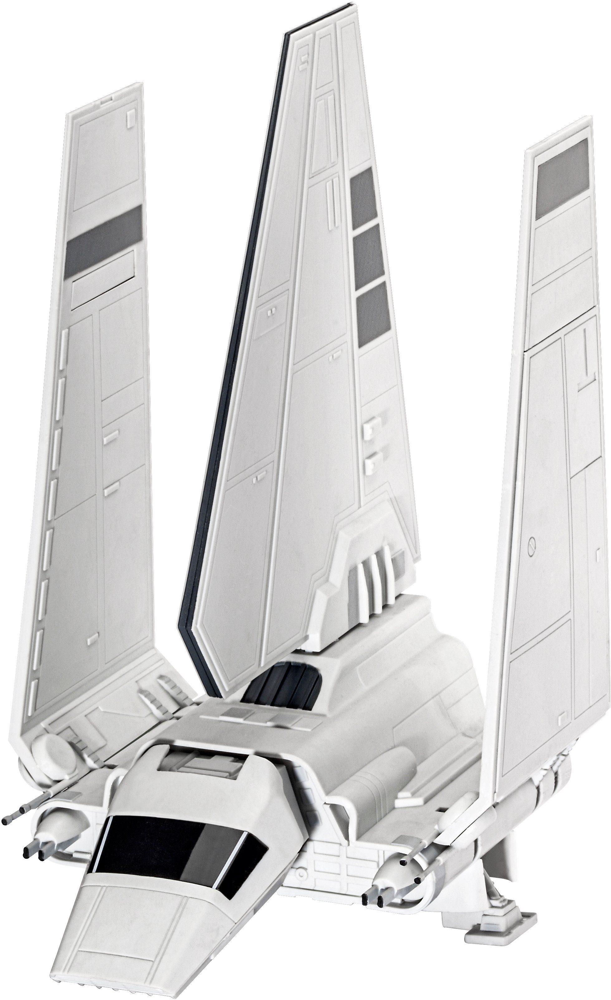 Revell Modellbausatz zum Stecken, »Easykit, Disney Star Wars, Imperial Shuttle Tydrium«