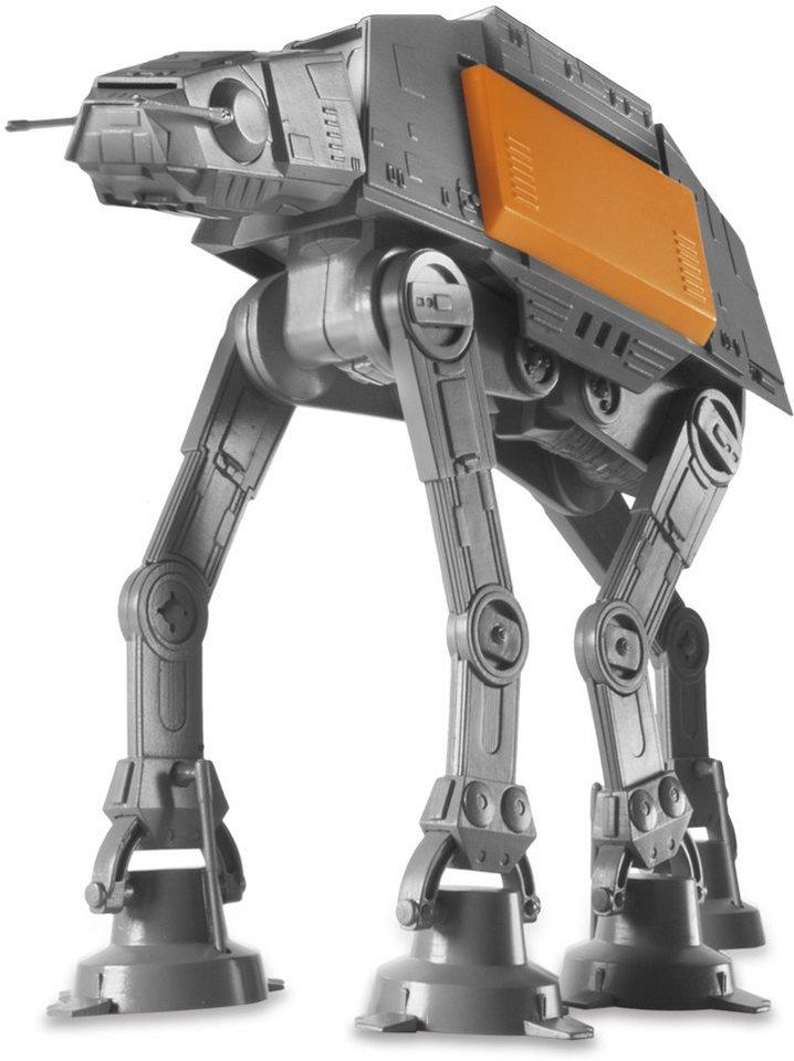 Revell Modellbausatz zum Stecken mit Licht/Soundeffekten, »Easykit, Disney Star Wars, AT-ACT Walker«