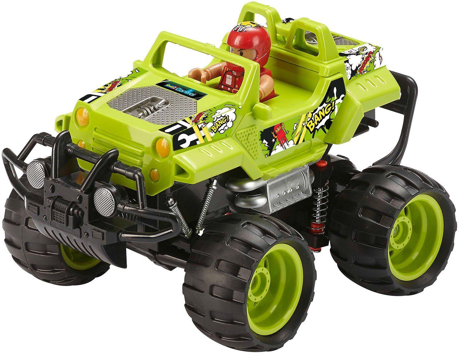 Revell RC Auto, »Junior RC Crash Car 27 MHz«