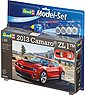 Revell Modellbausatz mit Аксессуар, Maßstab 1:24, »Model Set, Chevrolet Camaro 2013 ZL1«, Bild 8