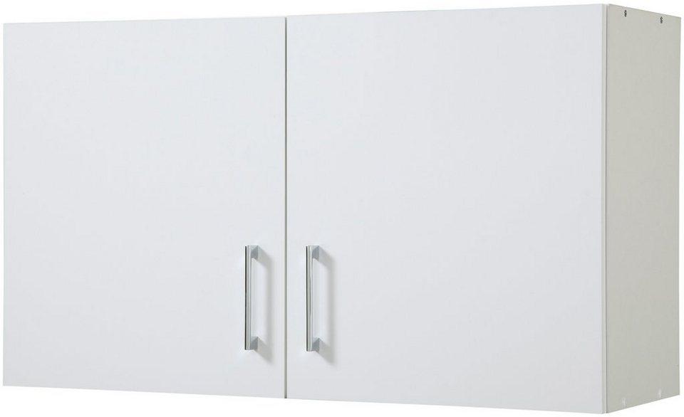 HELD MÖBEL Küchenhängeschrank »Palma, Breite 100 cm« in weiß