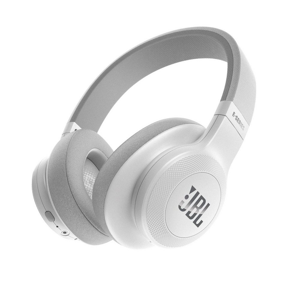 JBL AroundEar Bluetooth Kopfhörer »JBLE55BT« in weiss