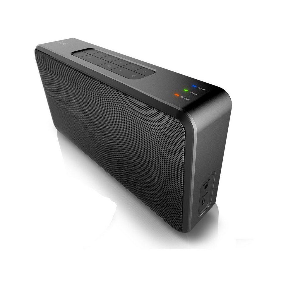 iLuv Bluetooth Lautsprecher »Aud Air« in schwarz