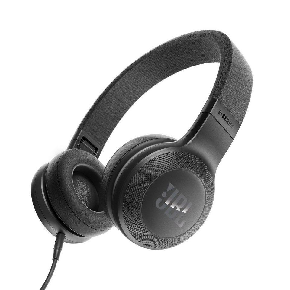JBL On-Ear Kopfhörer im Faltbaren Design »E35« in schwarz