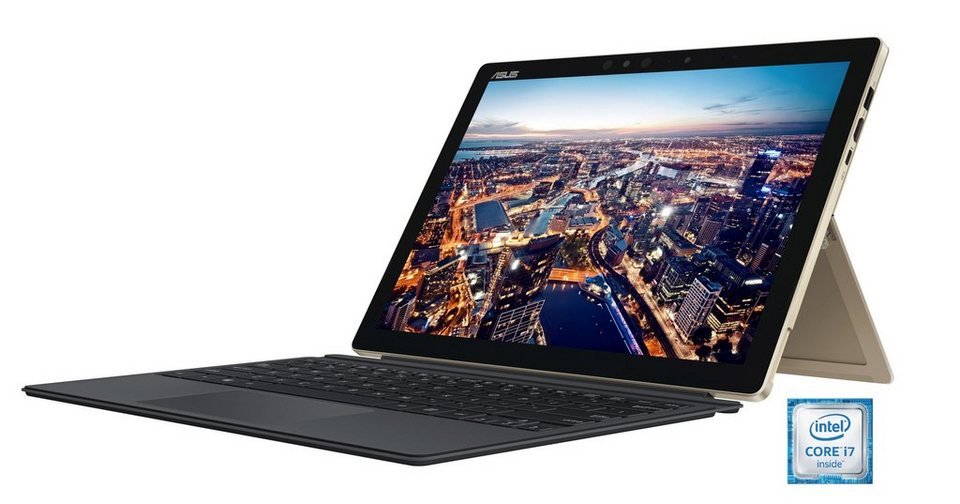 "ASUS T303UA-GN053T Convertible »Intel Core i7, 32,0cm (12,6""), 512 GB SSD, 16 GB« in gold"
