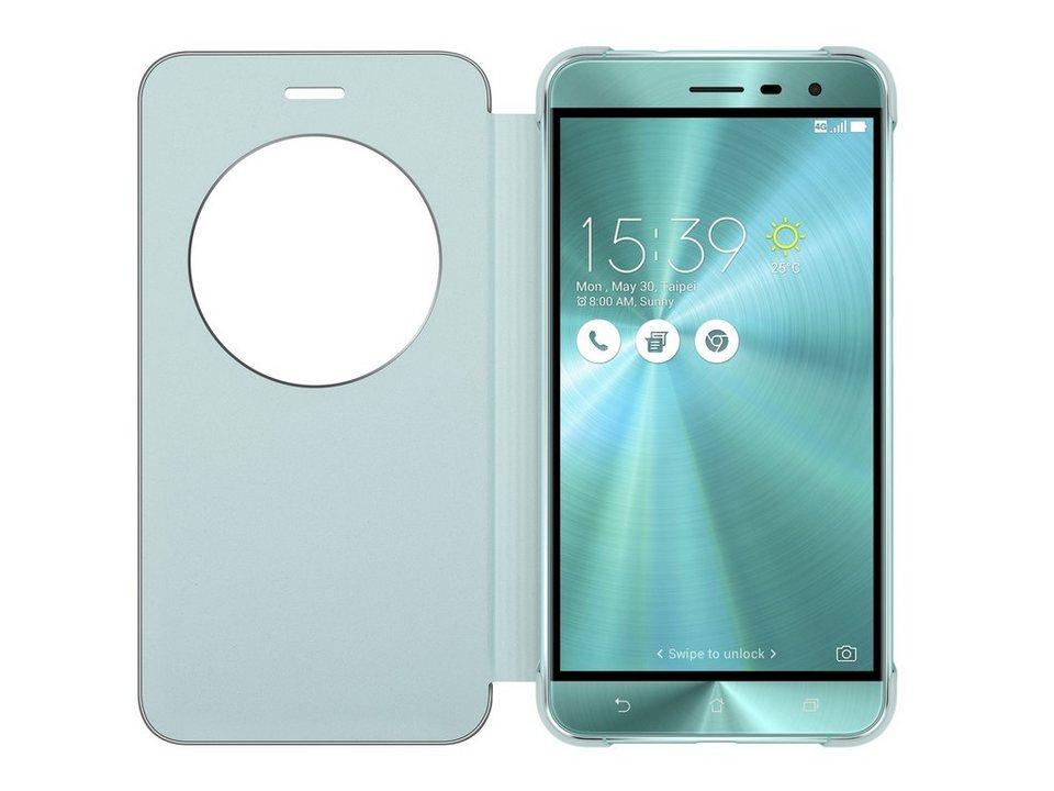 ASUS Schutzhülle »Flip Cover für ZenFone 3 (ZE520KL)« in blau