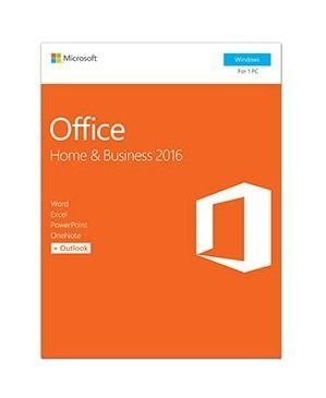 Microsoft Office-Pakete »Office Home & Business 2016 (Win)«