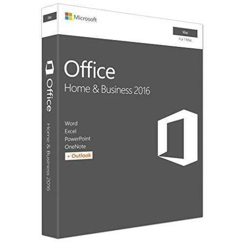 Microsoft Office-Pakete »Office Home & Business 2016 (Mac)«