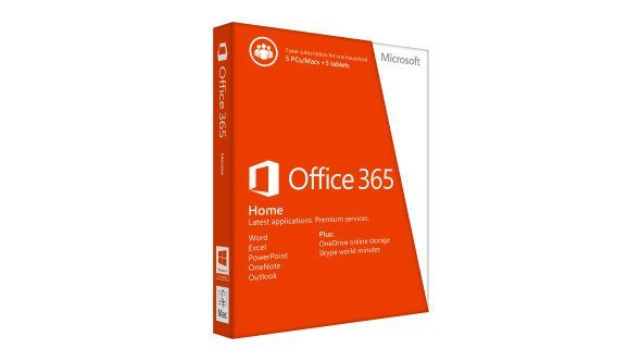 Microsoft Office-Pakete »Office 365 Home«