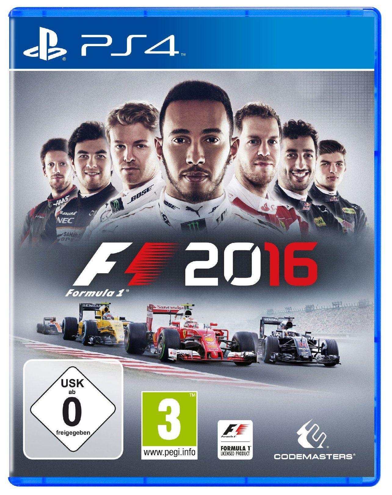 Koch Media F1 2016 »PS4«