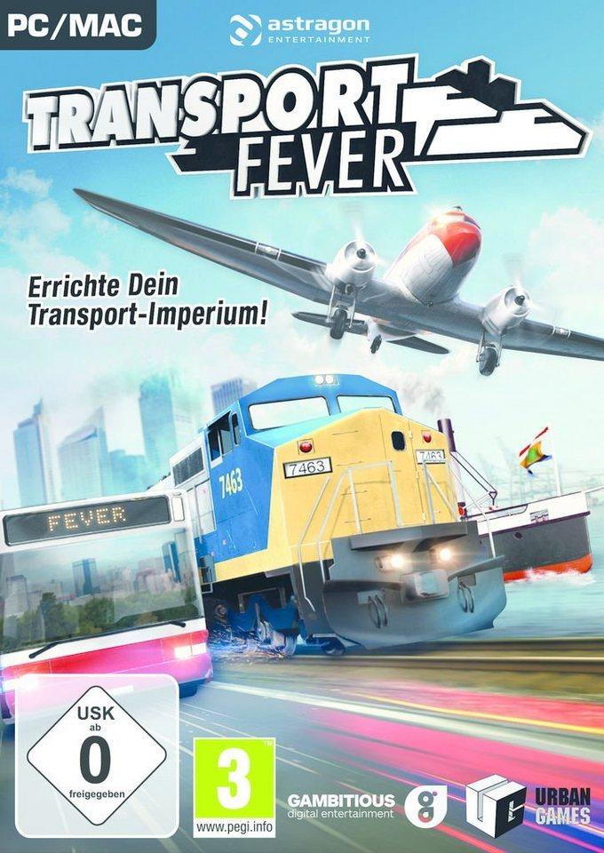 astragon PC - Spiel »Transport Fever«
