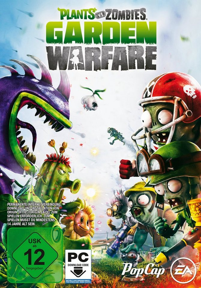 Electronic Arts Software Pyramide - PC Spiel »Plants vs. Zombies: Garden Warfare«