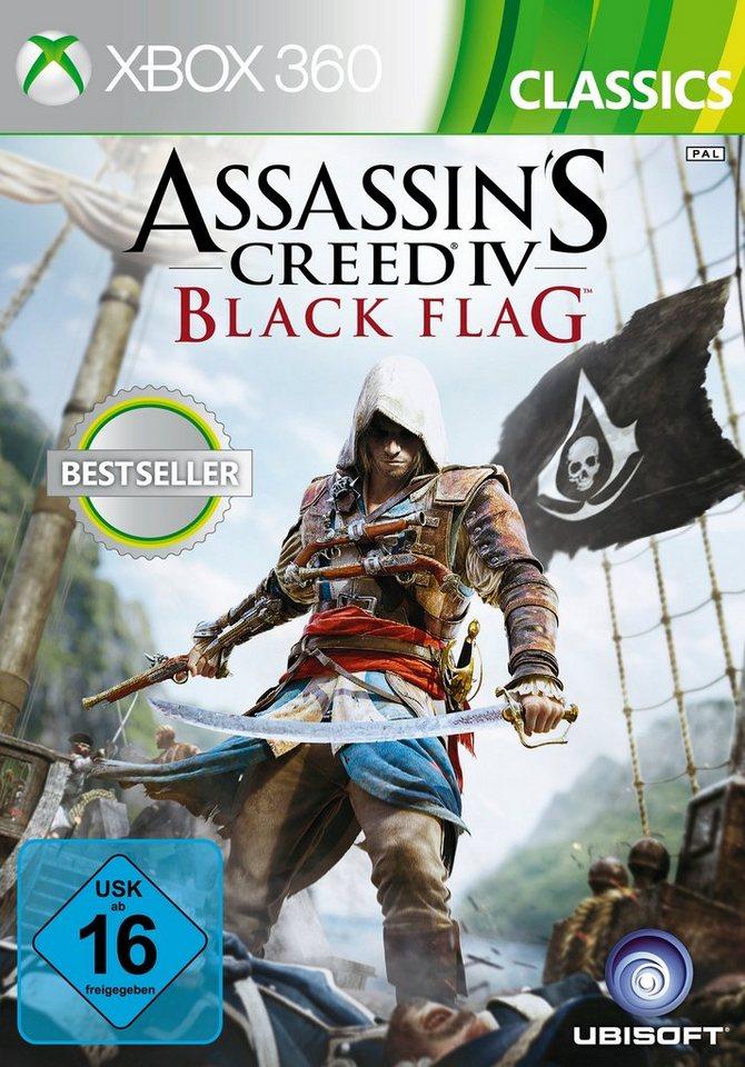 UBISOFT Software Pyramide - Xbox 360 Spiel »Assassin's Creed IV: Black Flag«