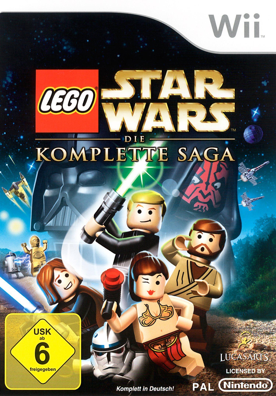 DISNEY Software Pyramide - Nintendo Wii Spiel »LEGO Star Wars: Die komplette Saga«