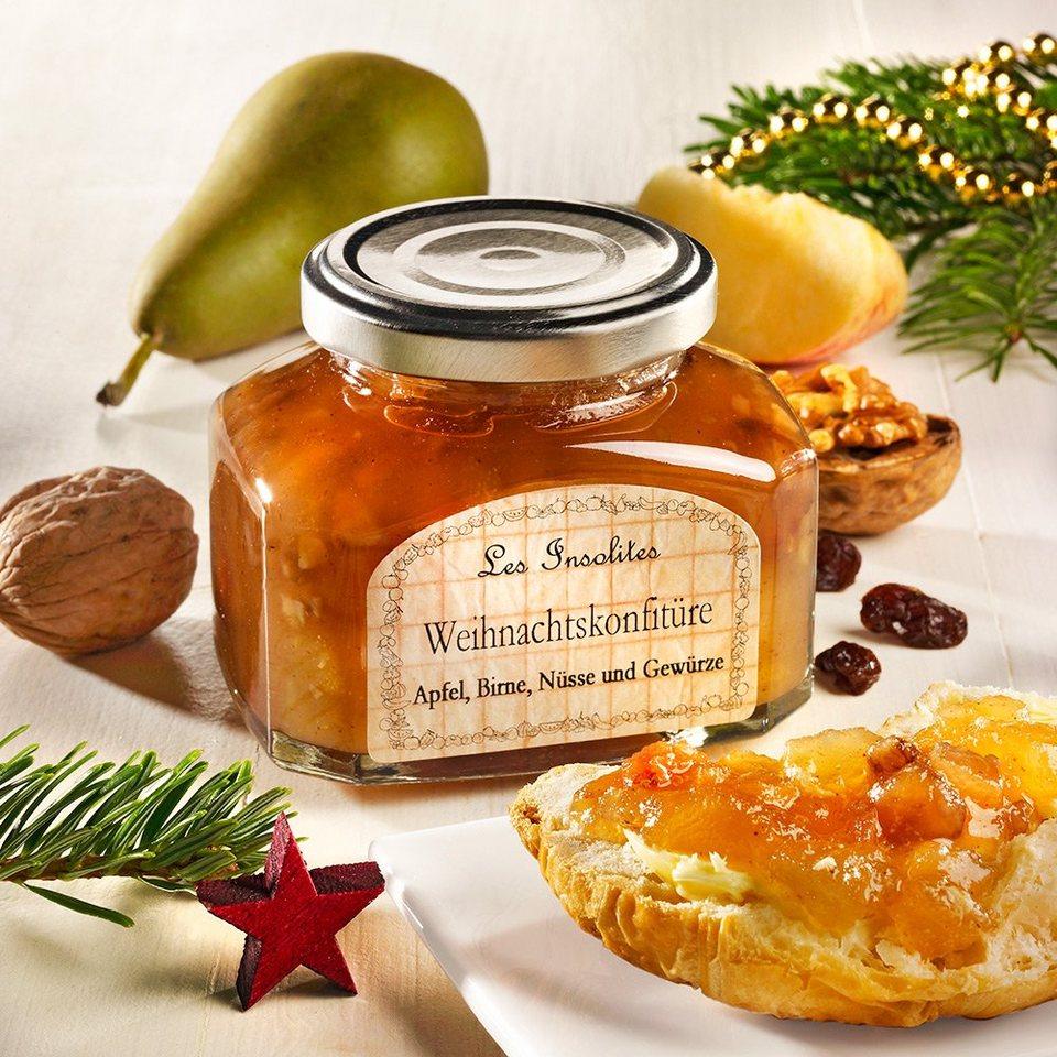 L'Epicurien Weihnachts-Konfitüre
