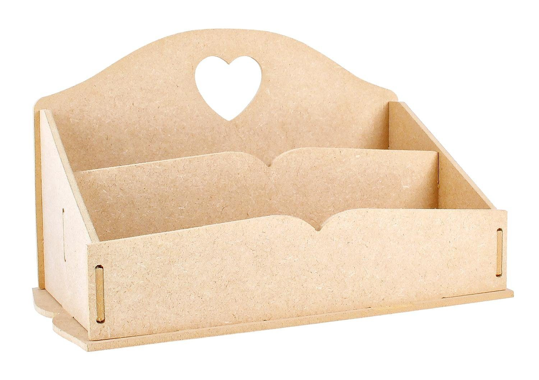 """Tisch-Organizer """"Paper Box"""", 6-tlg."""
