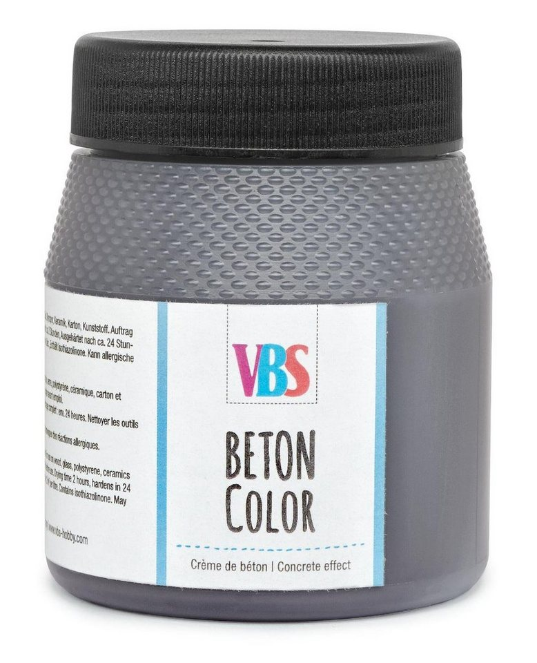 vbs beton color 250 ml online kaufen otto. Black Bedroom Furniture Sets. Home Design Ideas