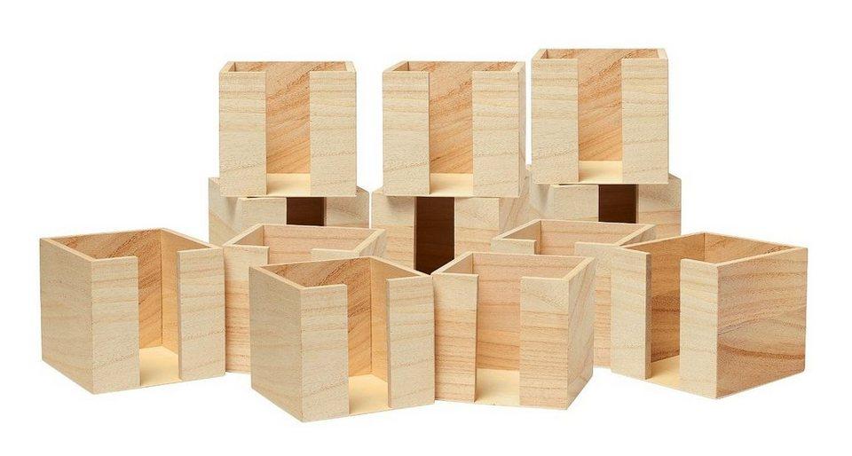 VBS Großhandelspackung 12 Zettelboxen