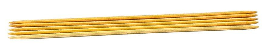 Prym Nadelspiel, Bambus, 15 cm, Stärke 3,5