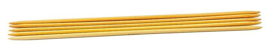Prym Nadelspiel, Bambus, 15 cm, Stärke 3,0