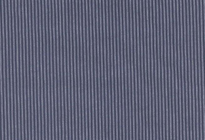 """Westfalenstoffe Stoff Meterware """"Vichy"""", Streifen blau"""