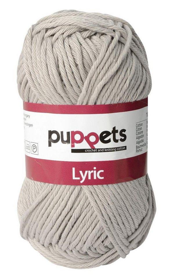 Wolle Für Topflappen : wolle coats puppets lyric 8 8 50 g online kaufen otto ~ Watch28wear.com Haus und Dekorationen