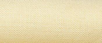 Meterware Uni-Baumwollstoff, 147cm, Vanille
