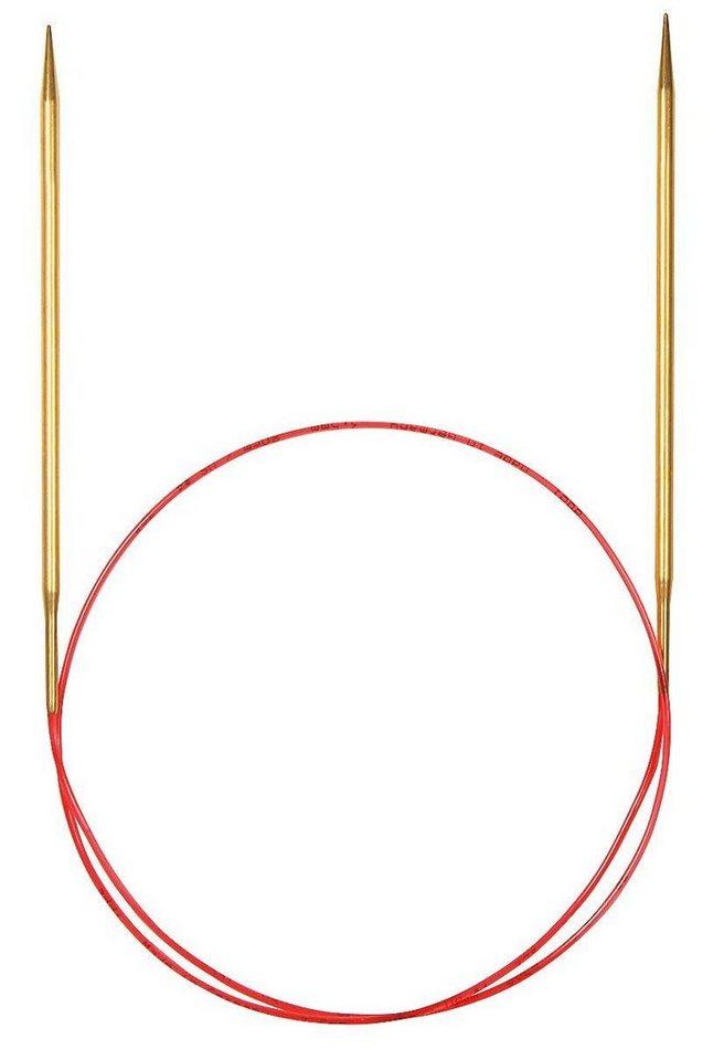 addi Lace Rundstricknadel, Länge 60 cm
