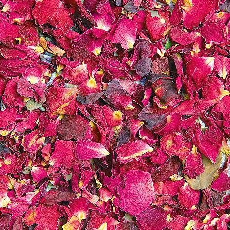 Rosenblütenblätter getrocknet, ca. 50 g