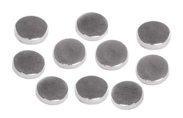 VBS Magnete, extra stark, 10 Stück