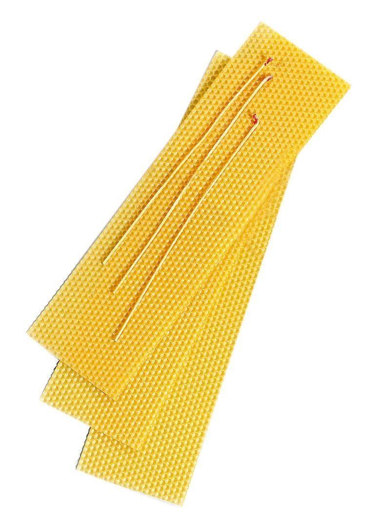 Bienenwachs-Wabenplatten