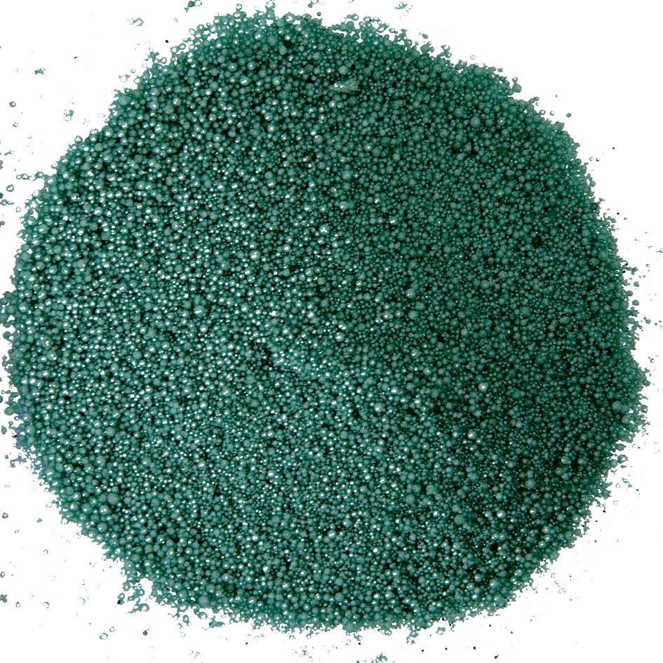 Kerzensand 175 g plus Dochte in Grün