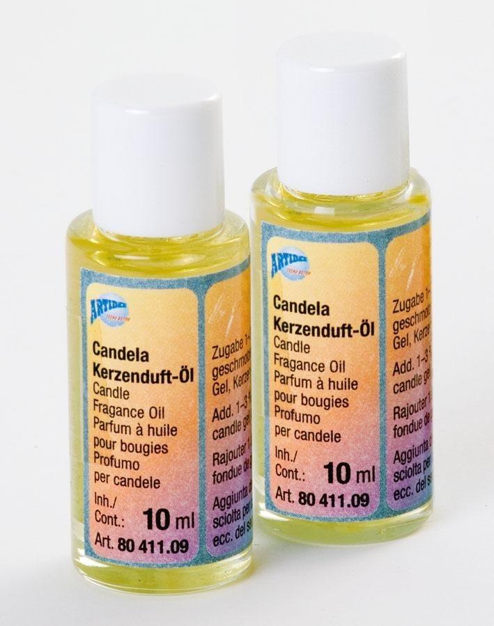 Kerzenduft-Öl, 10 ml in Apfel-Zimt