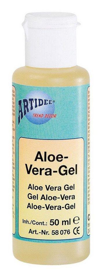 Aloe-Vera-Gel Seifenzusatz, 50ml
