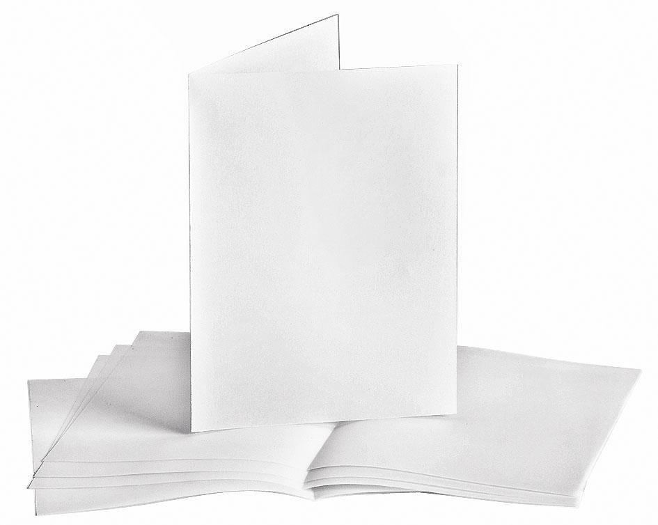 Einlegeblätter Transparentpapier, 5 Stück
