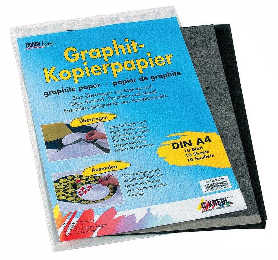 Graphitpapier